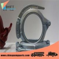 Concrete Pump Pipe Clamp Coupling
