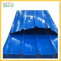 Best PPGI Corrugated Roofing Sheet Protective Film Surface Protctive Anti Scratch wholesale