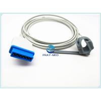 Best TS-F4-GE Datex Ohmeda S / 5 Adult Spo2 Sensor Peidatric 11 Pin Medical TPU Material wholesale