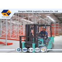 Best Cost Effective Pallet Warehouse Racking With Durable Steel / Epoxy Powder Coated wholesale