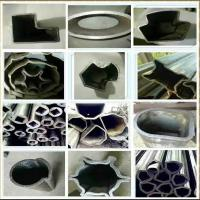 Best Welded Q195 / Q235 Steel Tube , Construction Flat End Special Steel Pipe wholesale