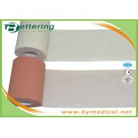 75mm Synthetic Elastic Adhesive Tape , EAB Sports Strapping Bandage Latex Free for sale