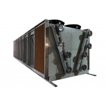 Hybrid Adiabatic Dry Cooler For HVAC And Light Industrial Application for sale