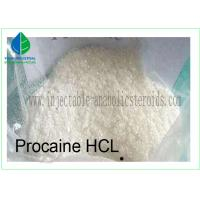 Buy cheap High Purity Local Anesthesia Chemicals Procaine Hydrochloride/Procaine HCl for from wholesalers