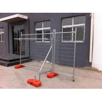 Best Hot Dipped Galvanized Temporary Fence Pool Safety Barrier OEM / ODM Available wholesale
