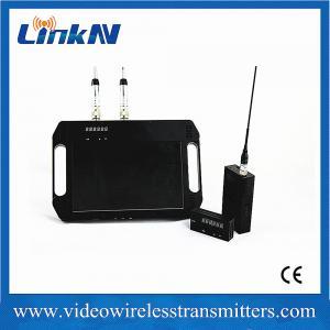 Best 1KM Mini SD Video Camera Wireless Transmitter DVB - T With 1080P wholesale