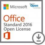 Best Multiple Office Software Microsoft Office Standard 2016 - Open License wholesale