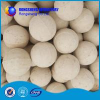 Quality Hollow refractory balls , pellet widely used as grinding media wholesale