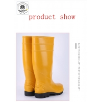 China Seamless Rain Non Slip Sole Beekeeping Boots for sale