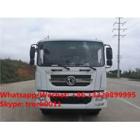 Best 2018s best seller- Euro 5 dongfeng D9 Cummins 180hp 10m3 compacted garbage truck for sale, ompression garbage truck wholesale