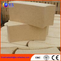 Quality Arc Shaped High Alumina Brick For Cement Industry , Power Plant , Steel Plant wholesale