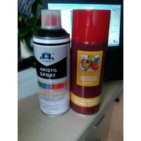 Best Fast Drying High Gloss Acrylic Spray Paint 400ml Metal Color SGS wholesale
