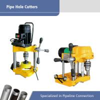 Best Quiet Portable Electric Pipe Machine For Multiple Hole Cutting wholesale