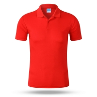 Best Custom Logo Hot Selling Classic Polo Lapel T Shirt Plus Size Solid Color Polyester Short Sleeve wholesale