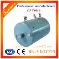 Best Electric Bicycle 2400 Rpm Dc Motor Carbon Brushed O.D 114MM F Insulation wholesale