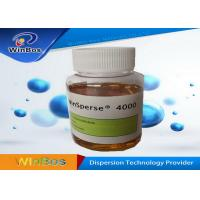 Best Water Based Pigment Dispersions 8.5 PH Reduce Viscosity For Carbon Black wholesale