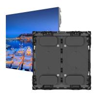 Buy cheap P4 Light Super Slim Digital Led Display Board Full Color Die - Casting For Concert from wholesalers