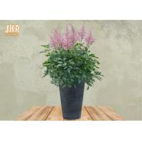 Best Outdoor Clay Flower Pots Homewares Decorative Items Large Clay Plant Pots Gray Color wholesale