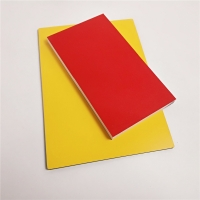 Best Color Coated Aluminum Composite Panel Width 1500mm Max Outer Wall wholesale