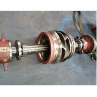 Buy cheap Water Centrifugal Pump Rotor / Vertical Centrifugal Pump Spare Parts from wholesalers