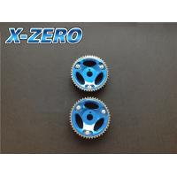 Quality Toyota Supra 1JZ 2JZ Adjustable Cam Gears , Adjustable Cam Pulley Purple wholesale