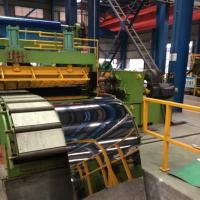 ASTM 240 SUS430 Stainless Steel Coil Slit PVC Coated / Hot Rolled 430 Stainless for sale