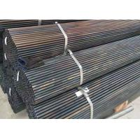 Best Q195 Fencing Mild Carbon Square Black Welded Steel Pipe Hot Dip Galvanized 1.5 Inch wholesale