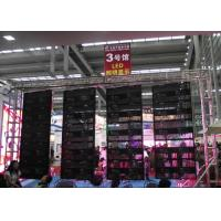 Quality 500mm x 500mm HD Indoor 3.91mm Full Color Die-casting Aluminum Cabinet Stage Rental LED Display wholesale