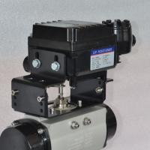 Best Aluminum Die Casting Electro Pneumatic Positioner Rotary Type For Pneumatic Actuator wholesale