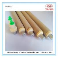 China High Temperature Molten Steel Disposable Thermocouple for Steel Industry for sale