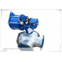 Buy cheap Heavy Duty Scotch Yoke Pneumatic Actuator For Ball Valves from wholesalers