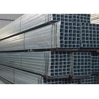 Buy cheap Q235 6mm Hot Rolled Galvanized Steel Square Tube from wholesalers
