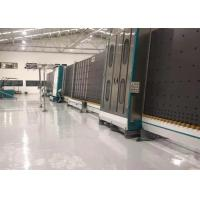 Best Low Noise Insulating Glass Production Line Glass Processing Equipment With Gas Filling wholesale