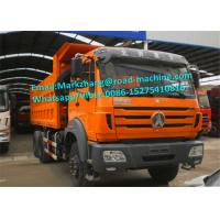 Quality 340/380 Hp 6X4 Heavy Duty Dump Truck Tipper Truck Front Lifting wholesale