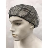Best Black Disposable Bouffant Caps , Disposable Hair Net CapsMob Elastic Free Size wholesale