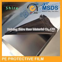 Best 1250mm Width Black&white Protective Film For Stainless Steel Sheet wholesale