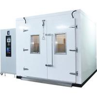 Best Temperature And Humidity Environmental Test Chamber  / Walk In Cooling Room wholesale