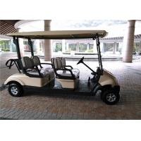 Quality Precedent 4 Passenger Golf Cart / Electric Golf Buggy With Electric Motor wholesale