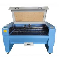 Best High Efficiency Laser Leather Cutting Machine with Reci laser tube wholesale