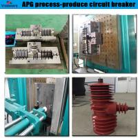China apg epoxy resin mould pressure die casting mould epoxy resin APG injection mould  APG Epoxy Mould for sale