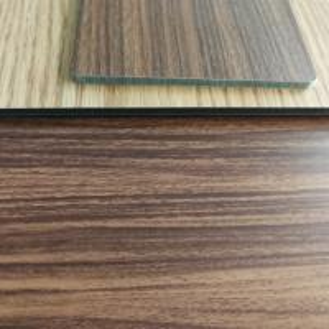 Best Anti - Corrosion Wood Grain Aluminum Composite Panel For Outdoor Decoration wholesale
