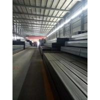 Cheap Square Hollow Steel Pipe Made By Hot Dipped Galvanized Steel Coil 100 X 100 mm for sale