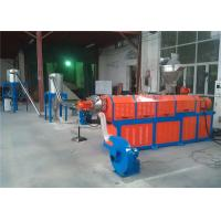Buy cheap Dual / Two / Double Screw Extruder With EVA PET Pigment Color Masterbatch from wholesalers