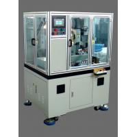 Automatic commutator turning lathe machine including vacuum cleaner and enamel remover for sale