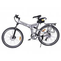 China X-CURSION X-Treme 300W Folding Electric Bicycle - Lithium Power Assisted Mountain Bike on sale