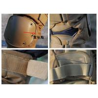 Best Tactical khaki knee and elbow pads/military pads wholesale