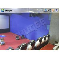 Best Interactive Shooting 7D Cinema Set Up In Parks And Playgrounds With Immersive Experience wholesale