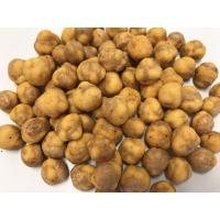 Best BBQ Flavor Coated Crispy Roasted Chickpeas Snack BRC Certificate wholesale
