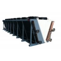 Free-cooling Dry Fluid Cooler For Industrial Process Cooling for sale