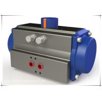 Best Double Acting Type Rack And Pinion Pneumatic Actuator With SIL Certification wholesale